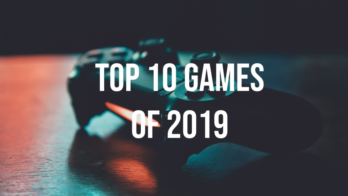 Olivia's Top 10 Games of 2019