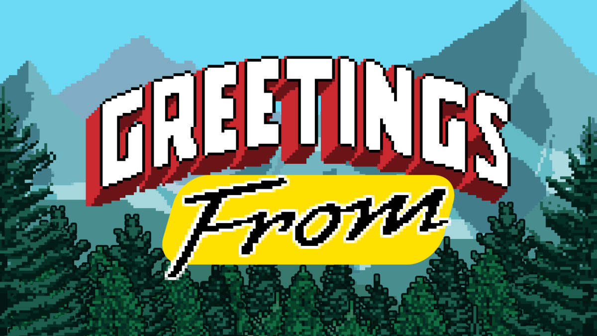 Greetings From 33: The Grah-Grah Has to Grah-Go