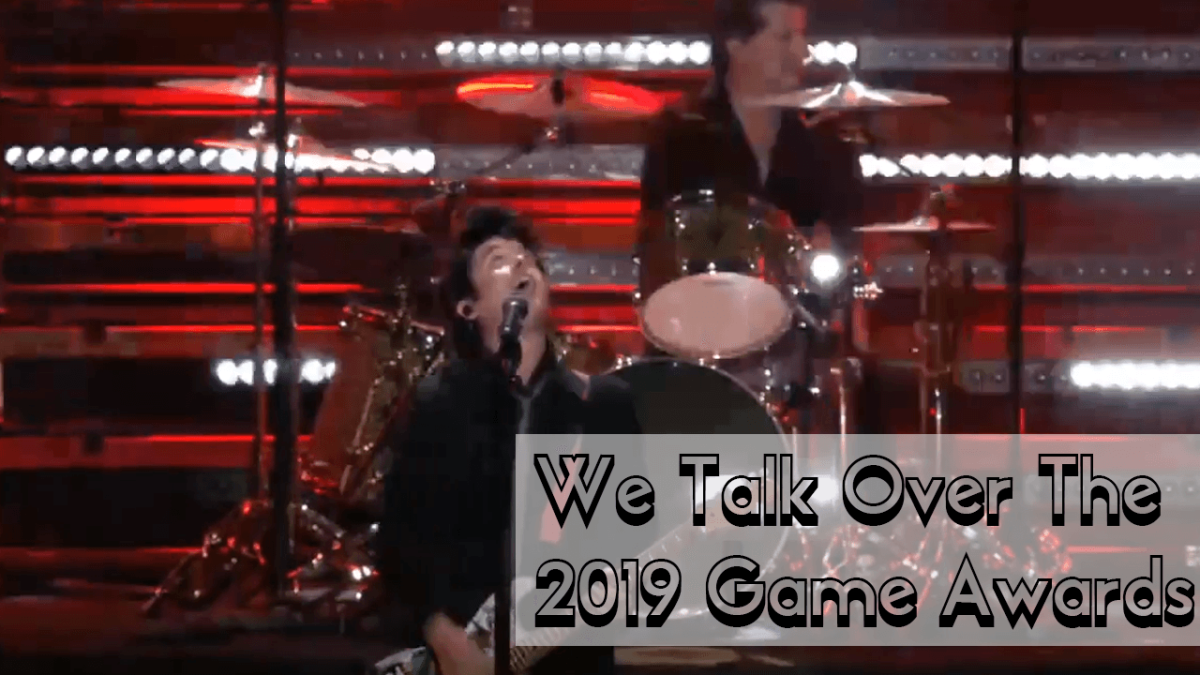We Talk Over The 2019 GameAwards